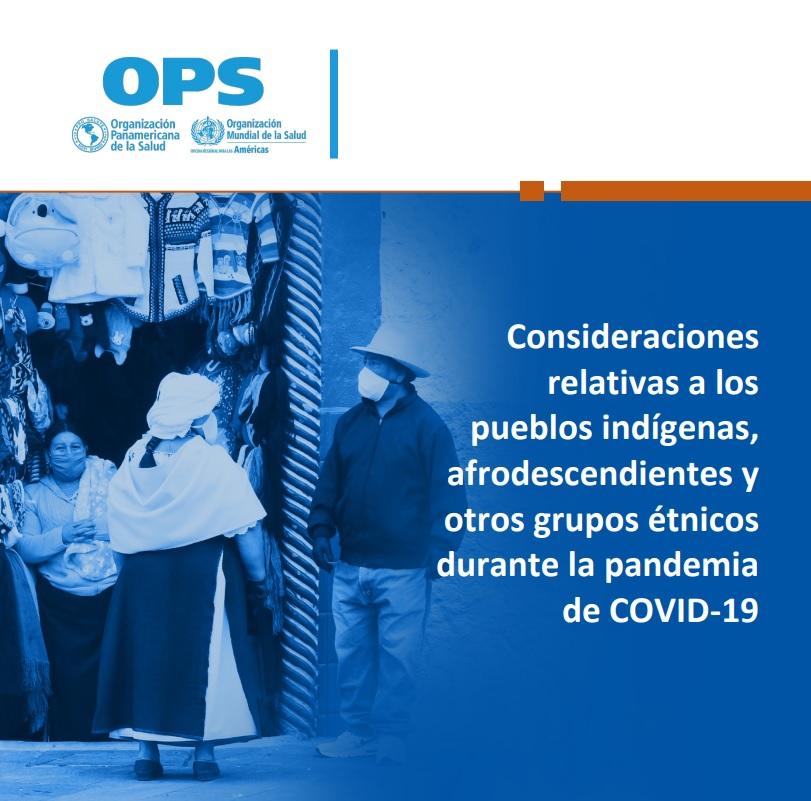 La COVID19 entre pueblos indígenas