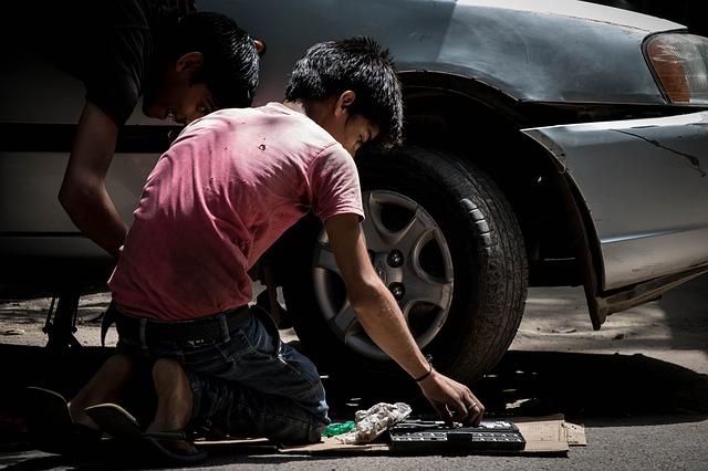 La olvidada agenda del trabajo infantil