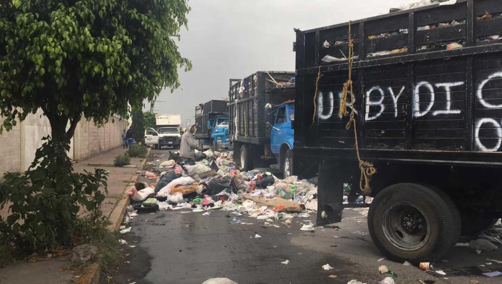 Las entidades con peores servicios de recolección de basura