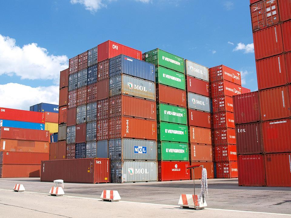 Carga en puertos mexicanos, CEPAL