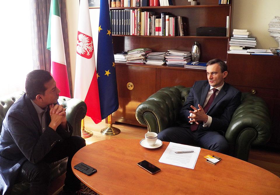 Polonia Embajador