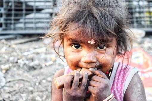 Hambre, pobreza y violencia