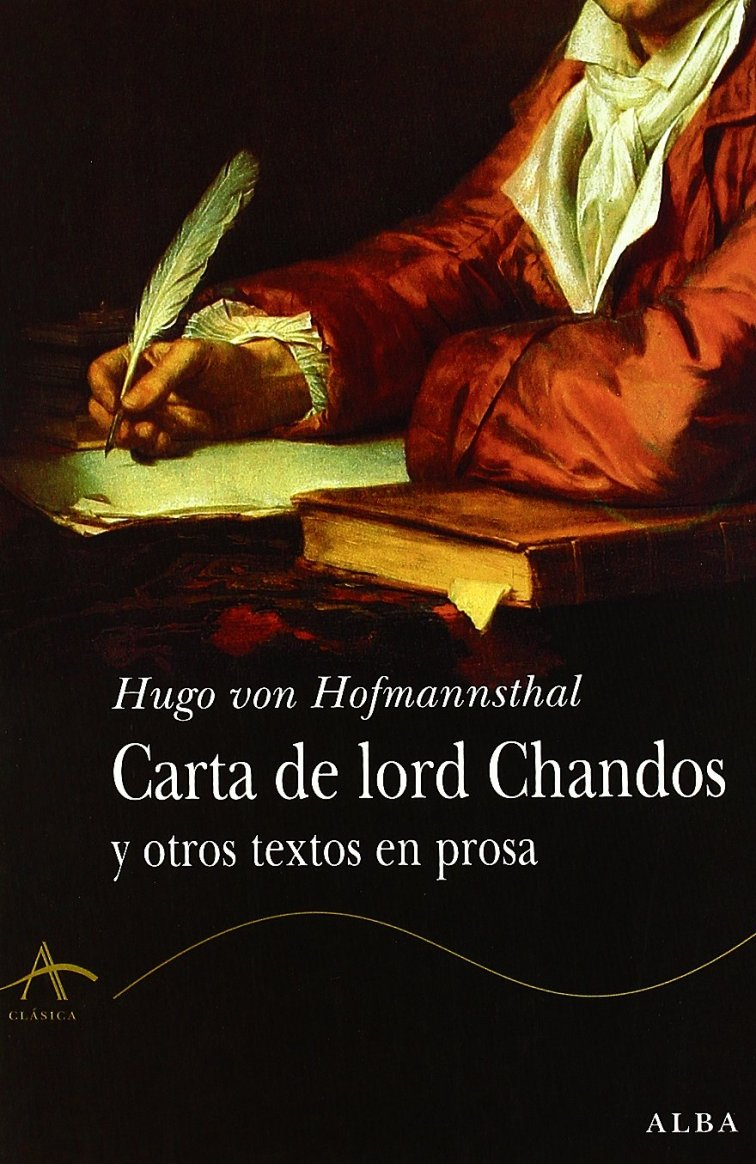 Lord de Chandos y Darío