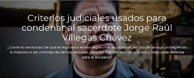 La sentencia por abuso sexual contra el sacerdote católico