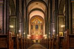 Imagen de templo católico