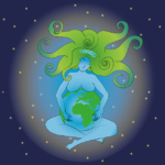 Madre tierra Gaia