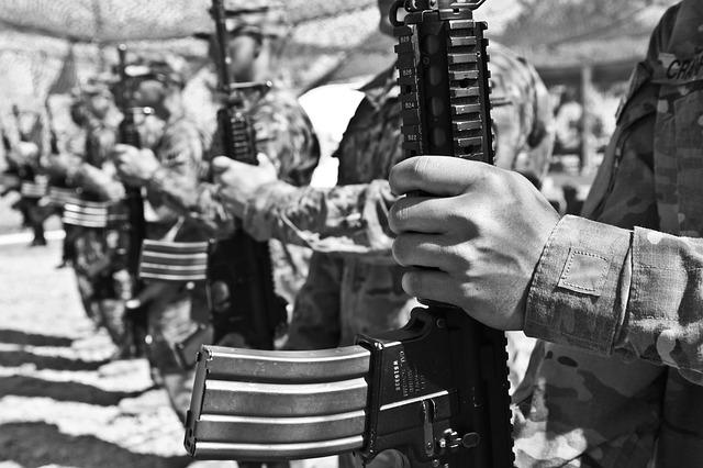 Militarización, mujeres y el Acuerdo presidencial