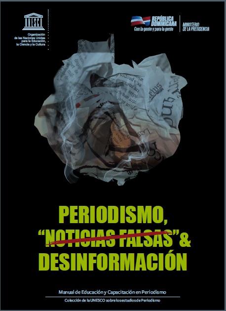 Portada UNESCO periodismo