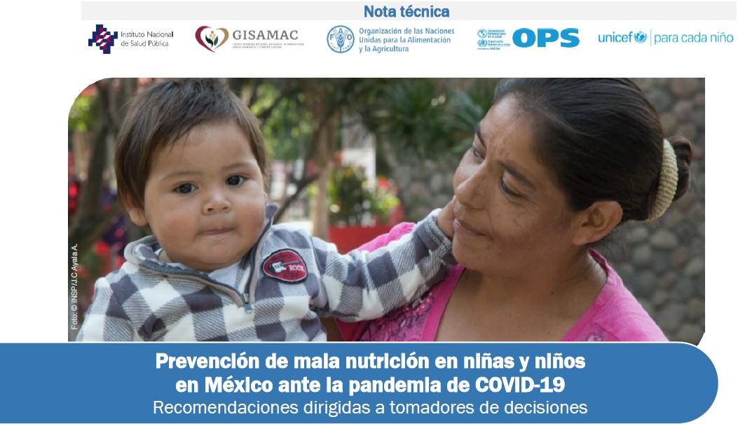 Contra la mala nutrición en México