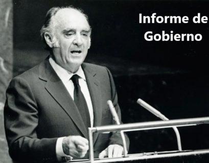 El ejercicio de informar