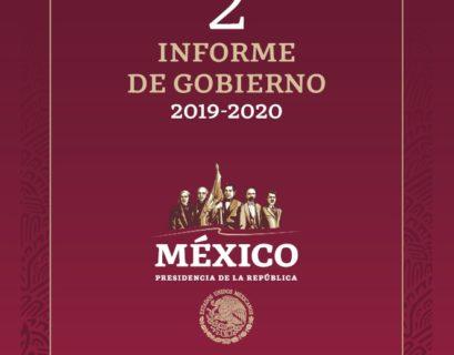 El segundo informe de gobierno
