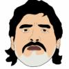 Maradona, metáfora