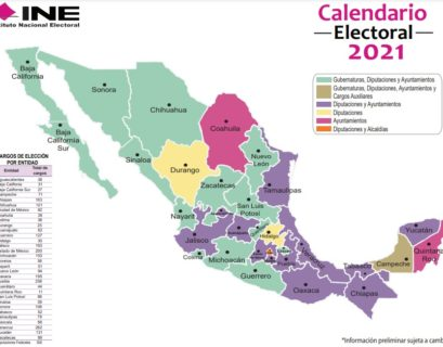 Candidatas y candidatos rumbo al 2021