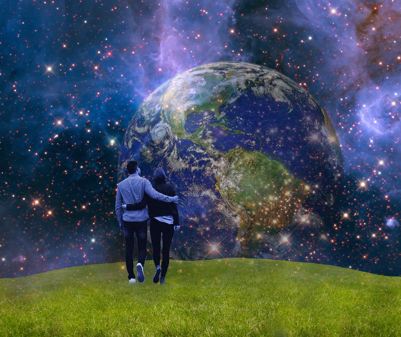 Descubrimos al planeta tierra