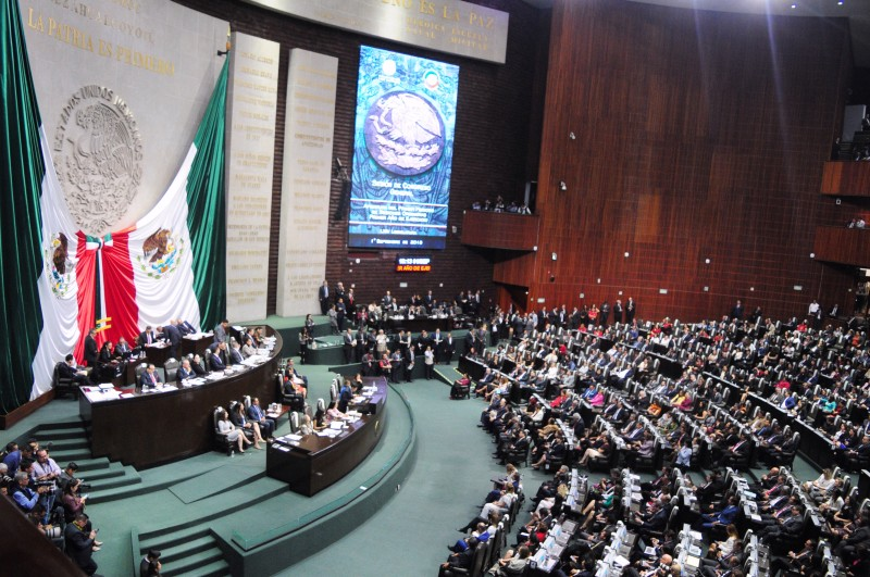 Nueva legislatura