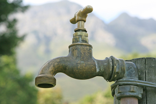 acceso al agua