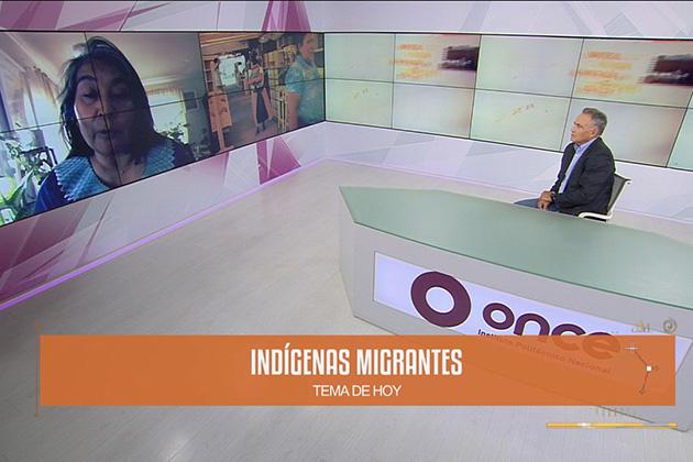 indígenas migrantes