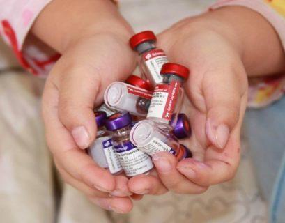La escasez de vacunas