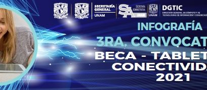 Beca Tablet UNAM