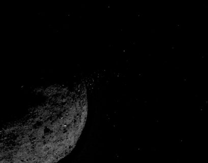 Foto tomada por la NASA