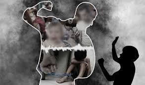 La violencia contra la niñez